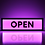 Thumbnail: Open Sign