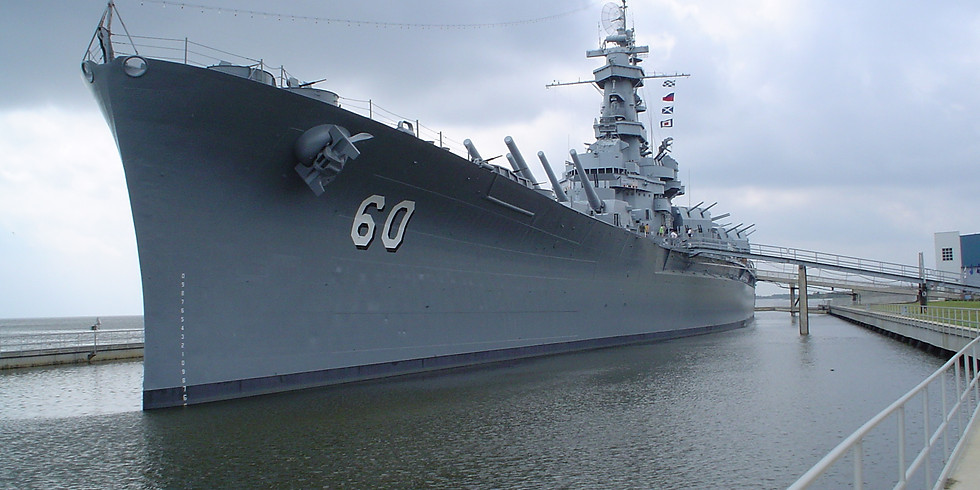 USS Alabama/Fort Gaines Trip