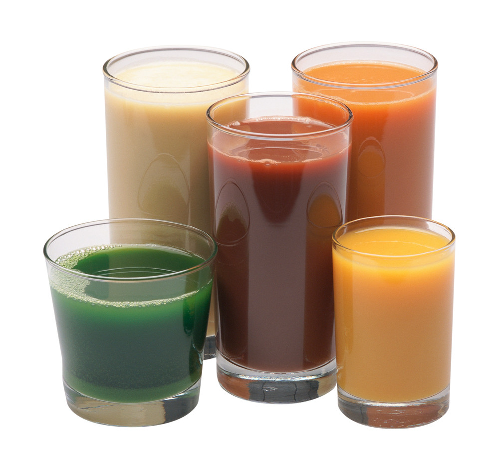 Health Juice Shots