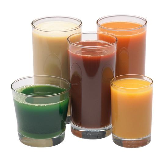 Sucos de saúde