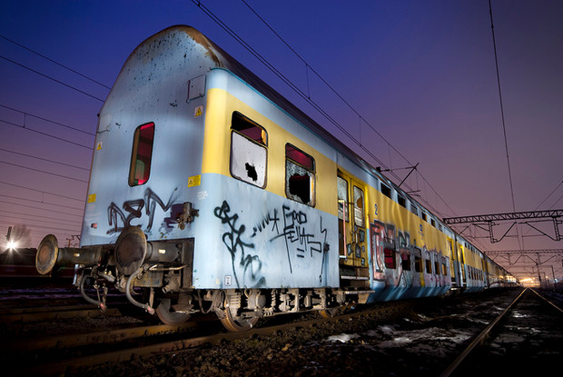 Train - Pologne