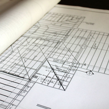 RESIDENTIAL - 2D PLANNING DRAWINGS