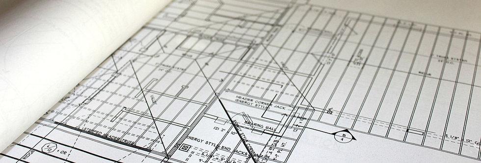 Blueprints, CAD, Architecture Prints