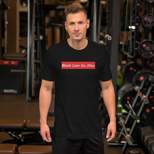 Black Lion Jiu Jitsu - Supreme - Short-Sleeve Unisex T-Shirt