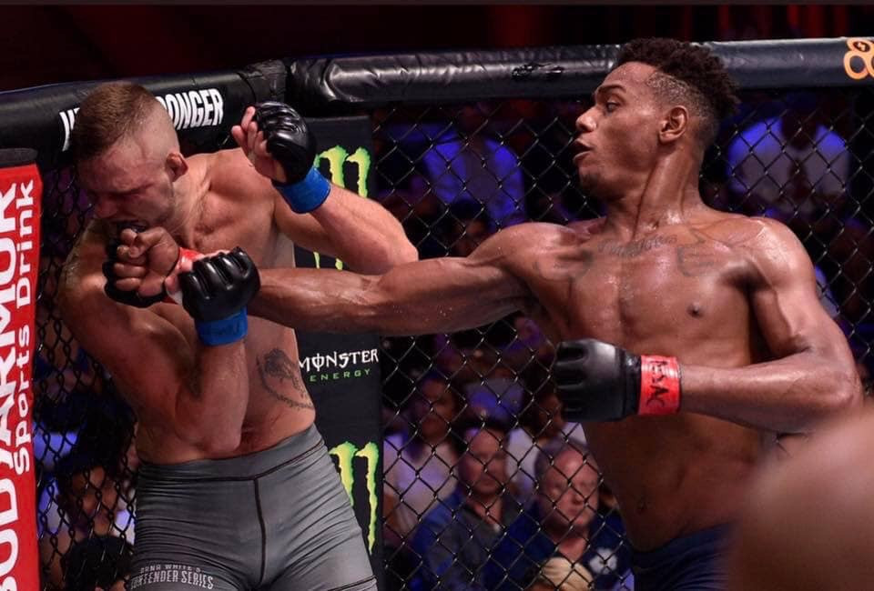 Black Lion Academies own Jamahal Hill a professional MMA fighter with a perfect 6-0 record gets called up to mix martial arts biggest stage the UFC