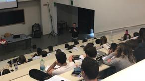 Temrex gruppo Electroclass testimonial nel corso di Design Management di Isia Roma Design