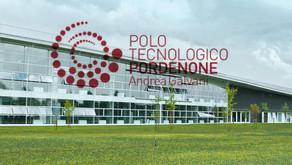 Praticacompany nell'area servizi del Polo Tecnologico di Pordenone
