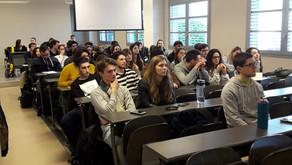 Clairy Laboratori Fabrici testimonial nel corso di Design Management di Isia Roma Design