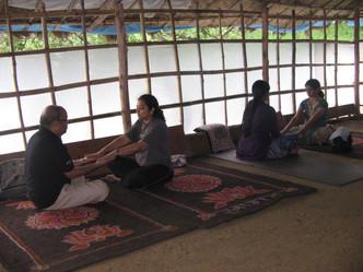 Life Balance Coaching Session - Body Soul Workshop Exercise 1.JPG
