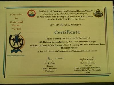 Awards and Achievements - Paper Presentation at Bahai Academy Panchgani.jpg