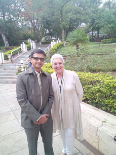 With one of the internationa Guest at Bahai Academy Panchgani.jpg