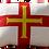 Thumbnail: Guernsey (Classic) Flag Cushion