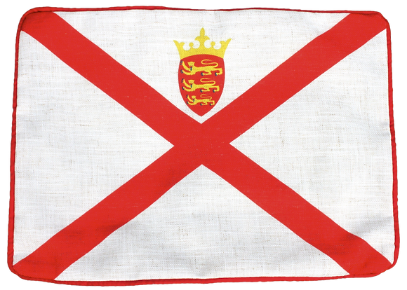 Jersey (Classic) Flag Cushion - Cover Only