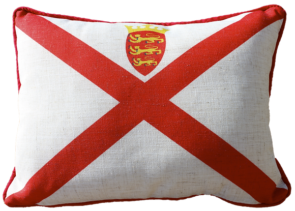 Jersey (Classic) Flag Cushion