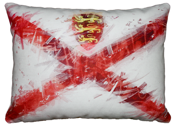 Jersey (Kool) Flag Cushion