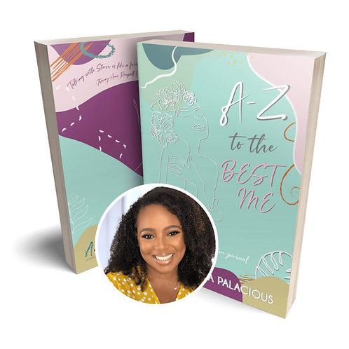 A to Z to the Best Me: A 26 Day Devotional for Women Paperback