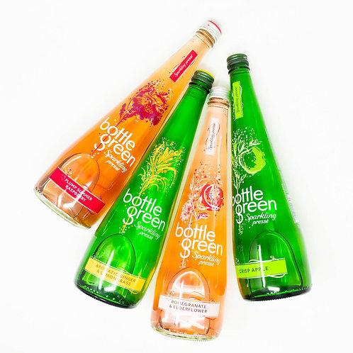 Bottle Green Sparkling Pressé