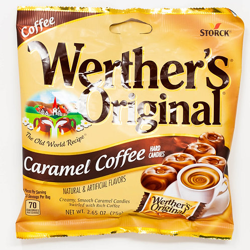 Werther's Original Caramel Coffee