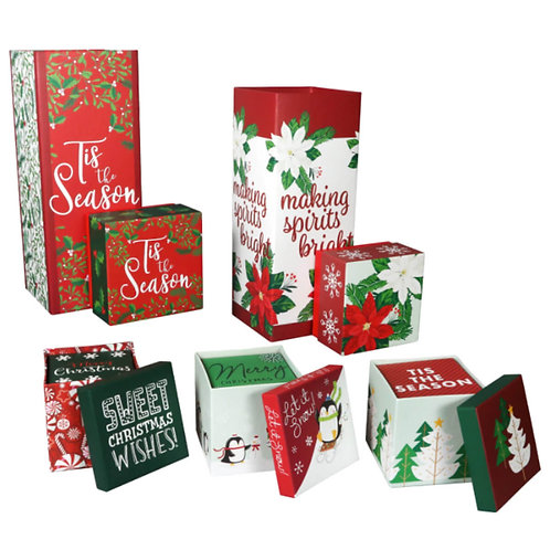 Small 2pc. Favour Boxes