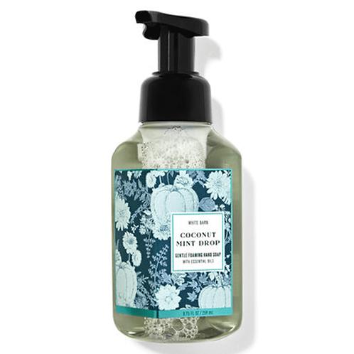 Coconut Mint Drop Foaming Hand Soap
