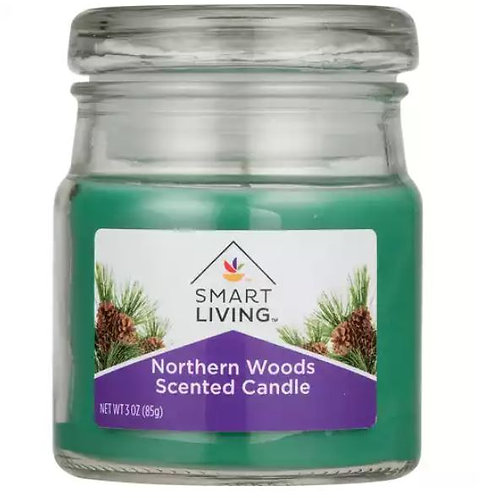 Northern Woods Scented Candle