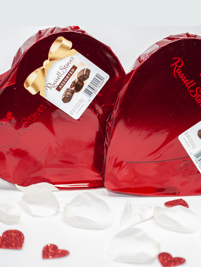 Russell Stover Asst Fine Chocolate
