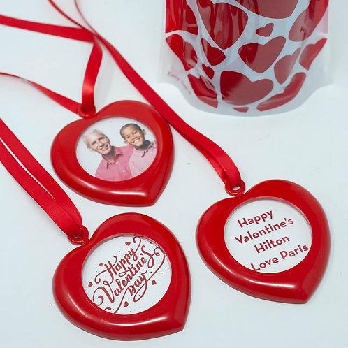Heart Photo or Card Holder