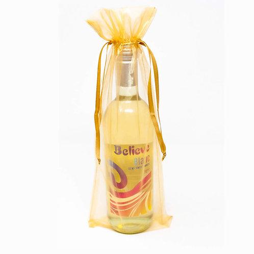 Organza Wine/Cider Bags