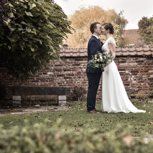 Thibaut Charlène mariage