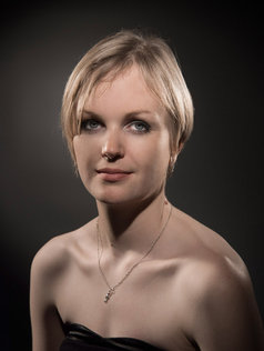Portrait femme style hollywoodien