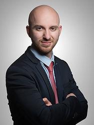 Portrait professionnel corporate