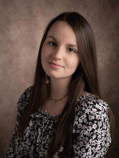Portrait Fine Art modèle Anaïs