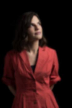 Portrait femme fashion couleur