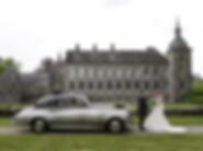 Reportage photographique pour un mariage au château d'Acoz