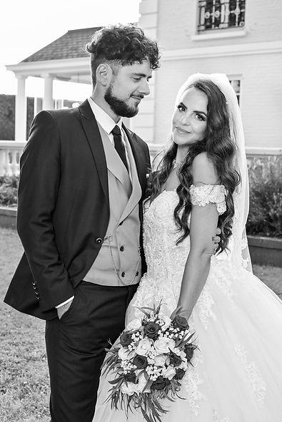 Photographe mariage portrait d'un couple
