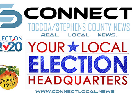 Election Day: Voting at Stephens County Senior Center tomorrow will run from 7 a.m. to 7 p.m.