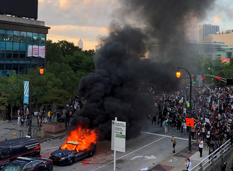Majority of Atlanta protest arrests were Georgia residents
