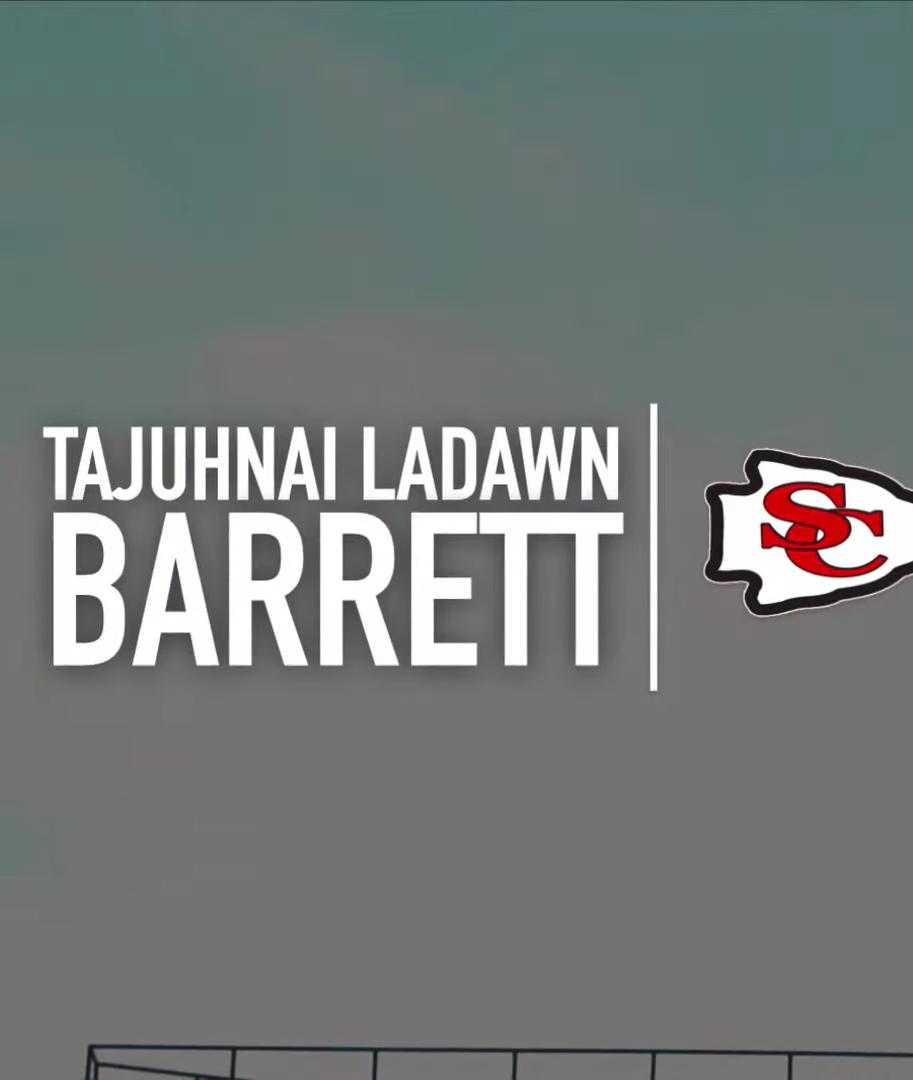 Tajuhnai Ladawn Barrett x