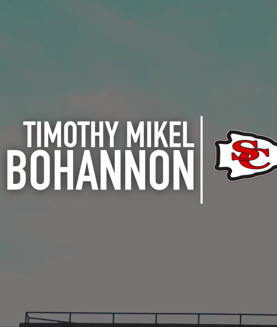 Timothy Mikel Bohannon x