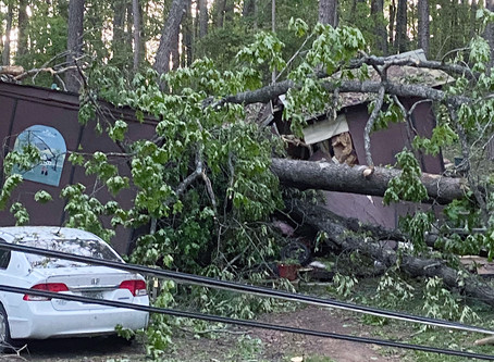 Toccoa resident creates GoFundMe account to raise funds for those impacted by Monday's tornado