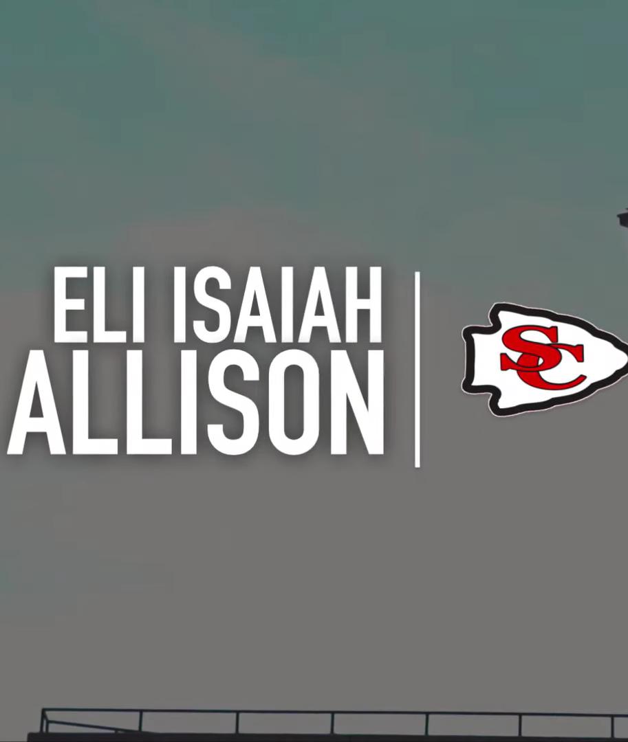 Eli Isaiah Allison x