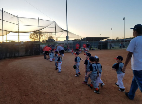 Stephens County Recreation Department officially cancels spring sports season