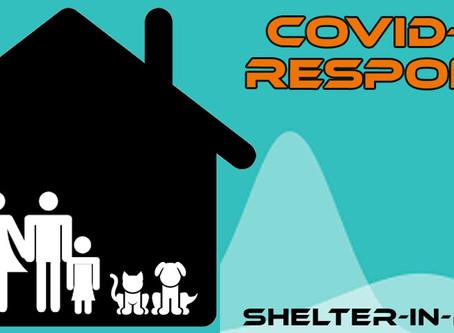 Shelter-In-Place mandate for at-risk populations extended until June 12