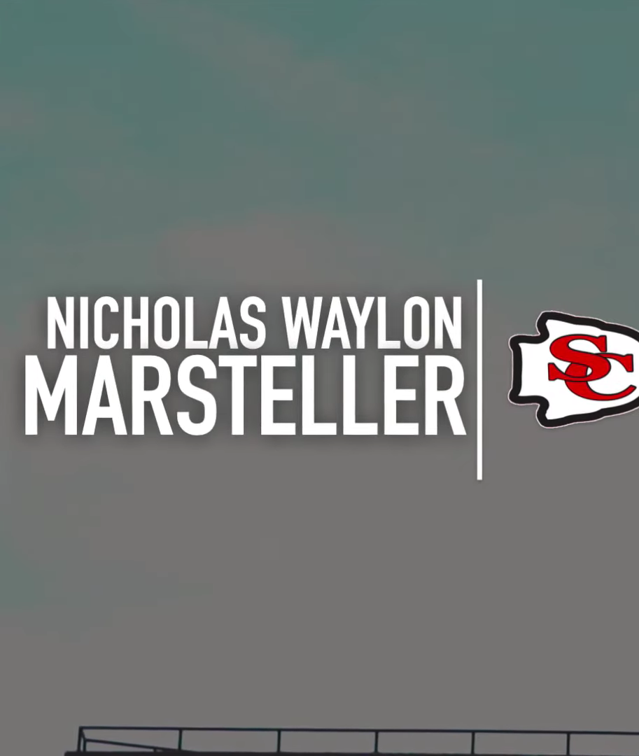 Nicholas Waylon Marsteller