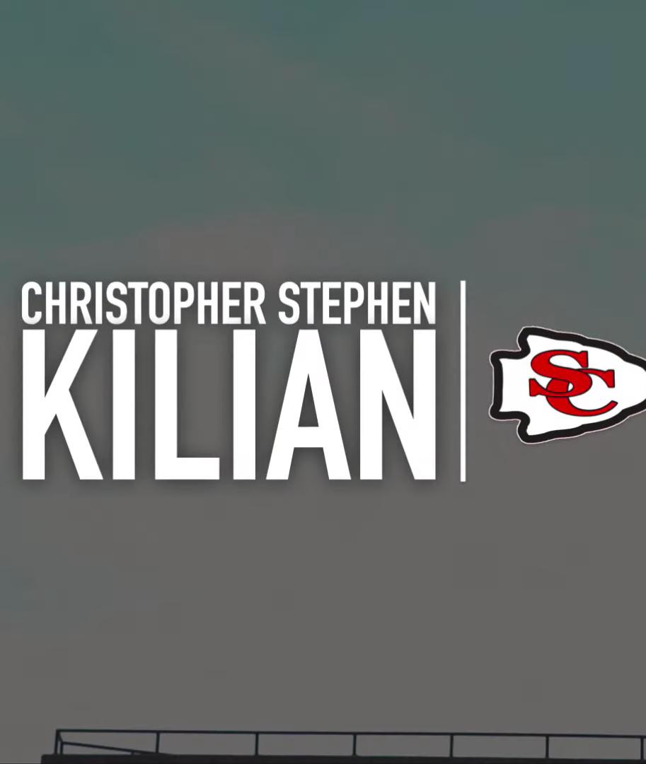 Christopher Stephen Kilian x