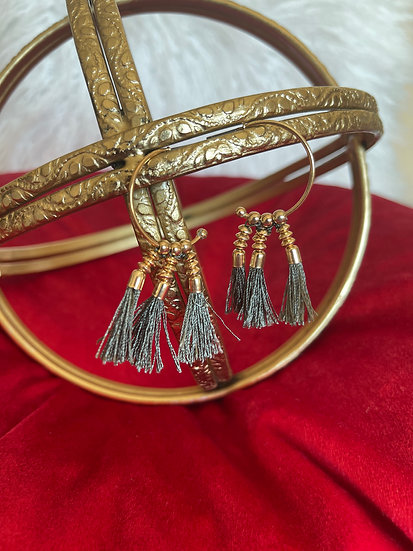 Nava Earrings