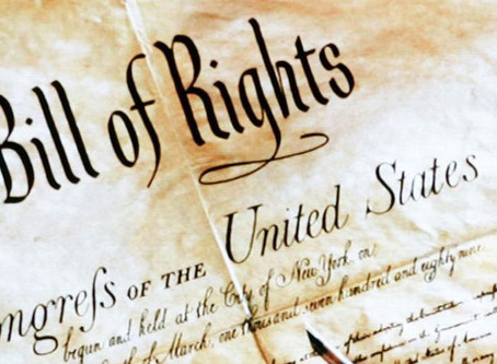 Rights & The Republic: The Second Amendment - Just a footnote, really