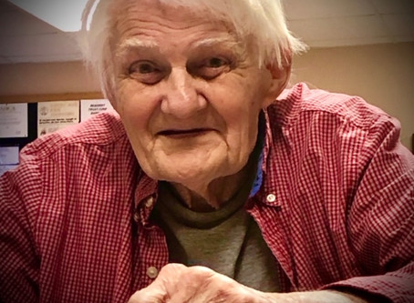 Rest In Peace, Thomas Alan Bush