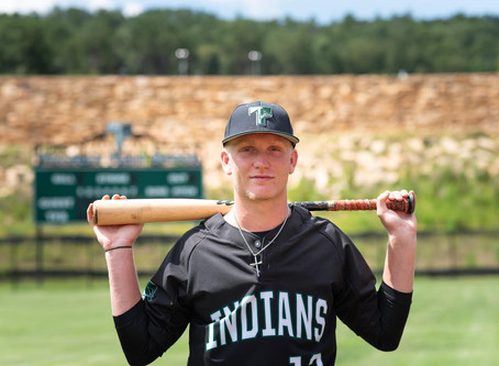 Catching a Break - Toccoa's Chathan Clouatre