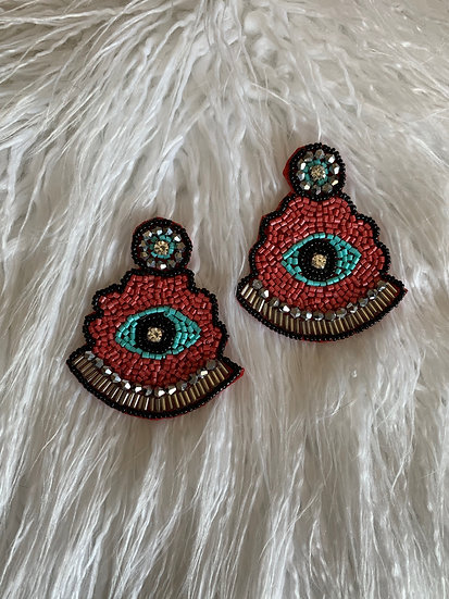 All Eyes On Me Earring